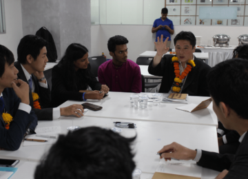 Ideation at the Indian School of Design and Innovation