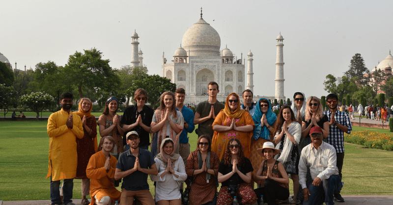 GII-Blog-Taj Mahal-Agra