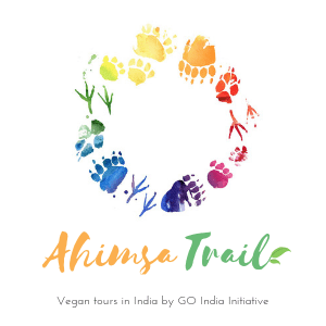 ahimsa trail - logo small
