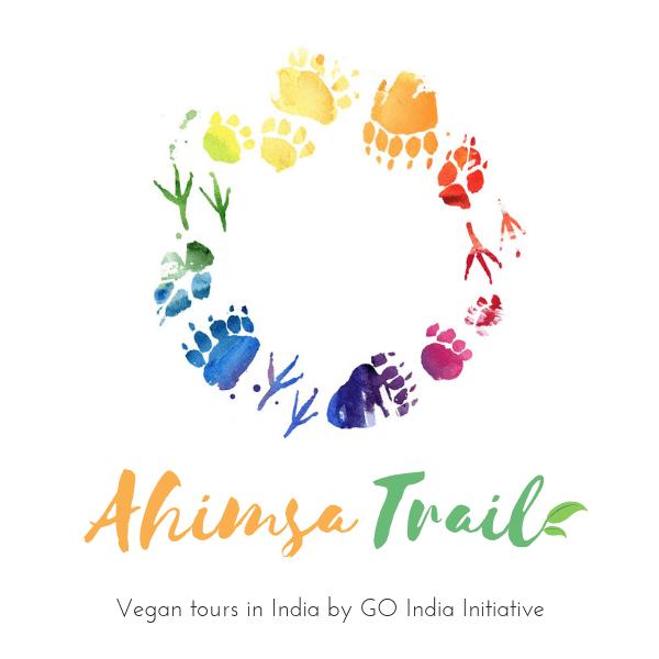ahimsa trail - logo