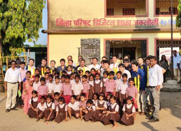 Understanding the Indian public school system at a Government school